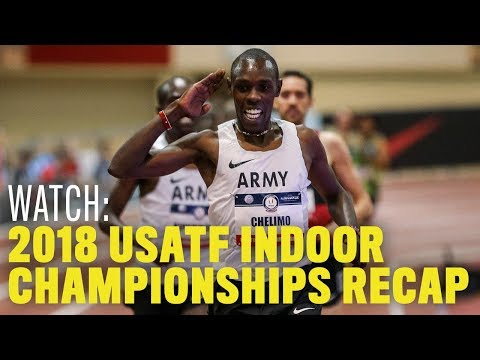 Dominant Doubles And A World Record At 2018 U.S. Indoor Championships