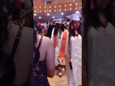 2019 Booker T Washington Senior High School Graduation