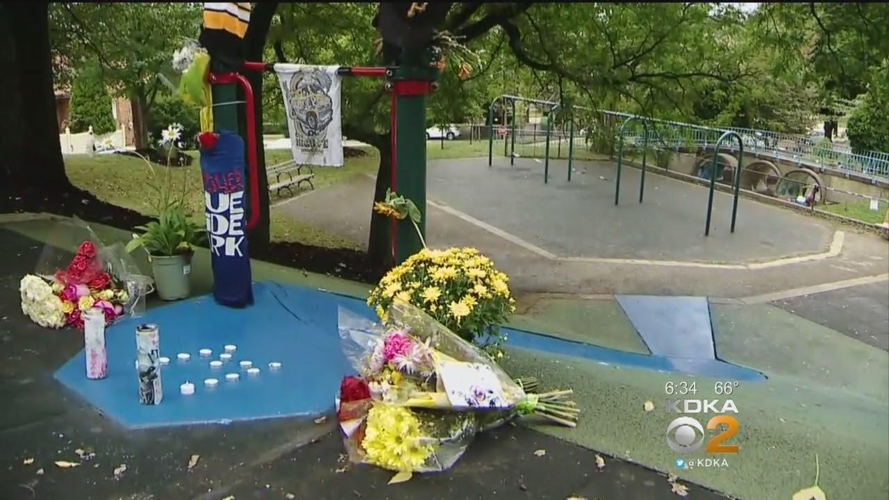 Thousands Gather At Blue Slide Park To Remember Mac Miller