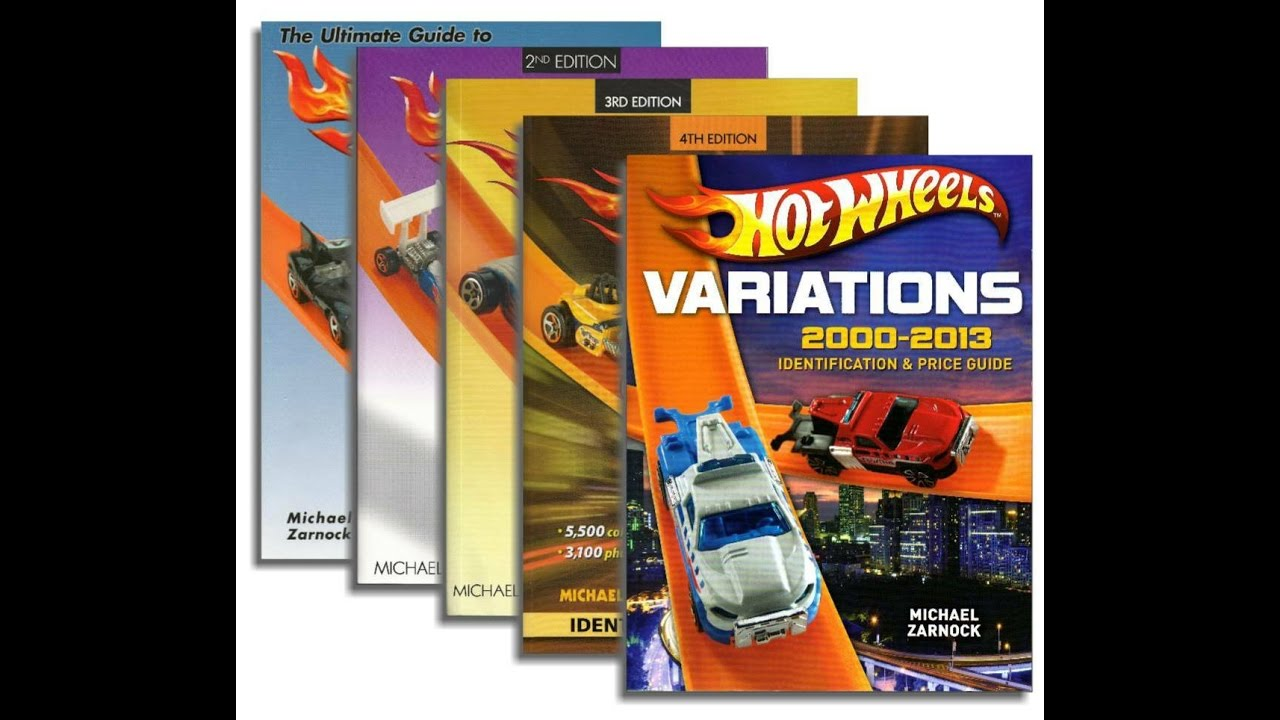 hot wheels price guides what 39 s inside youtube. Black Bedroom Furniture Sets. Home Design Ideas