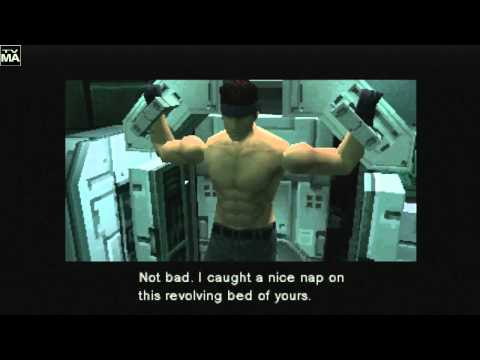 Cry Streams: Metal Gear Solid [07/19/13] [Full Stream]