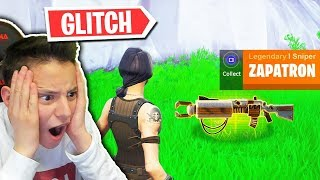 THE GLITCH of FORTNITE MORE AMAZING THAN EVER!! [SEASON 9]