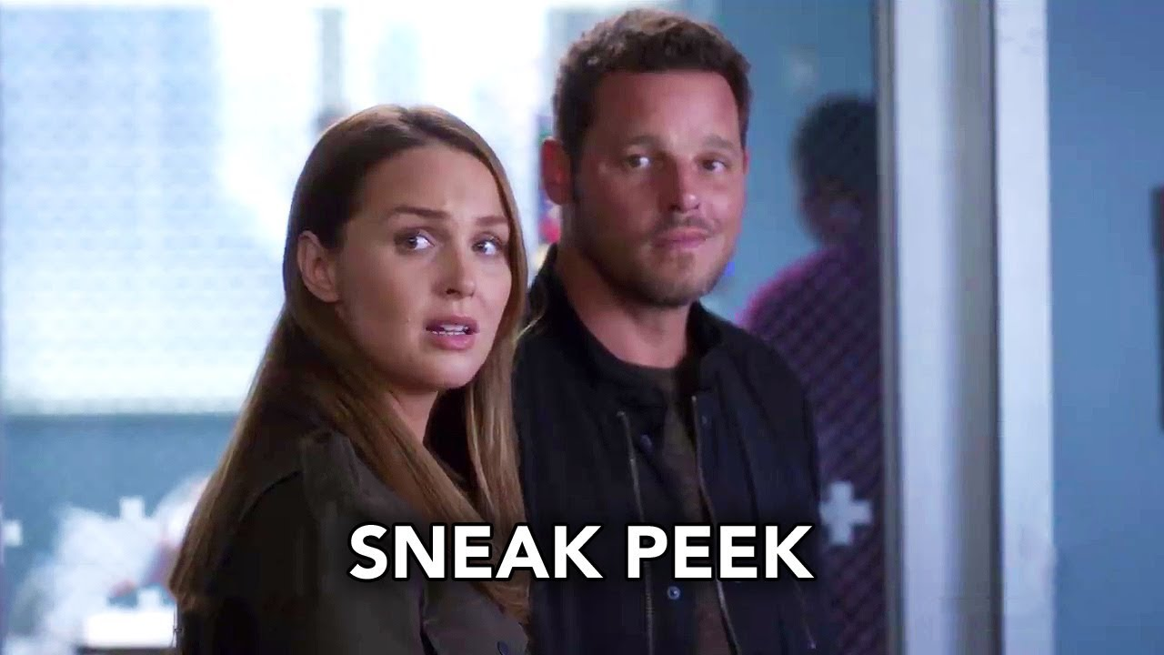 Grey\'s Anatomy 14x10 Sneak Peek \