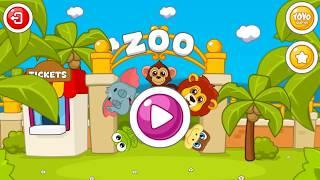 Зоопарк. Бесплатные игры для детей.