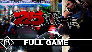 25 To Life (PC) - Full Game - Longplay