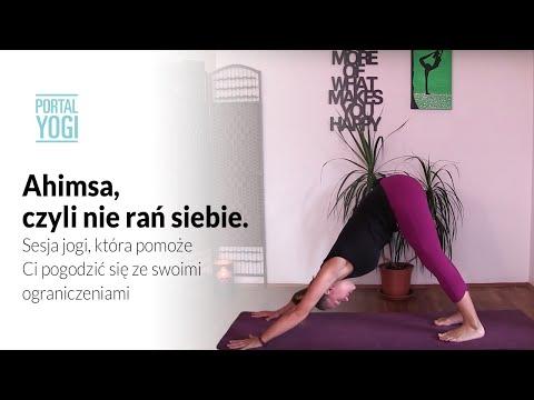Ahimsa, czyli nie rań siebie – sesja jogi, która pomoże Ci pogodzić się ze swoimi ograniczeniami