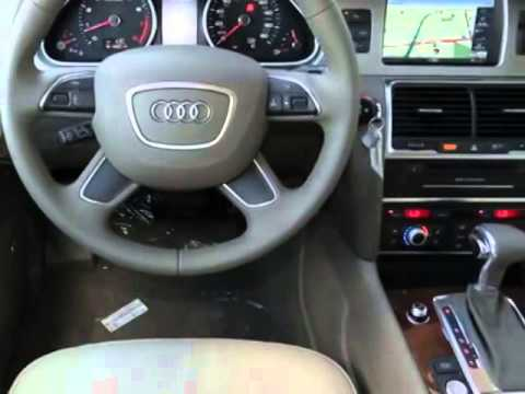 2015 audi q7 quattro 4dr 3 0t s line prestige suv phoenix az youtube. Black Bedroom Furniture Sets. Home Design Ideas