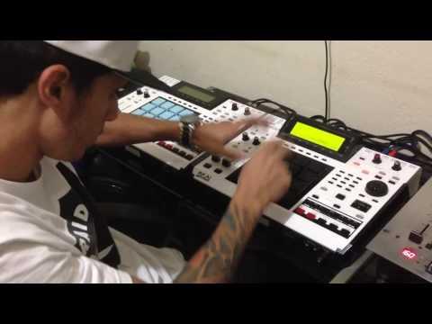 DJ Rafinha MPC - Cinema Ao Vivo