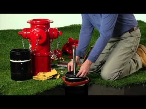 American AVK - How to Install a Hydrant Extension Kit