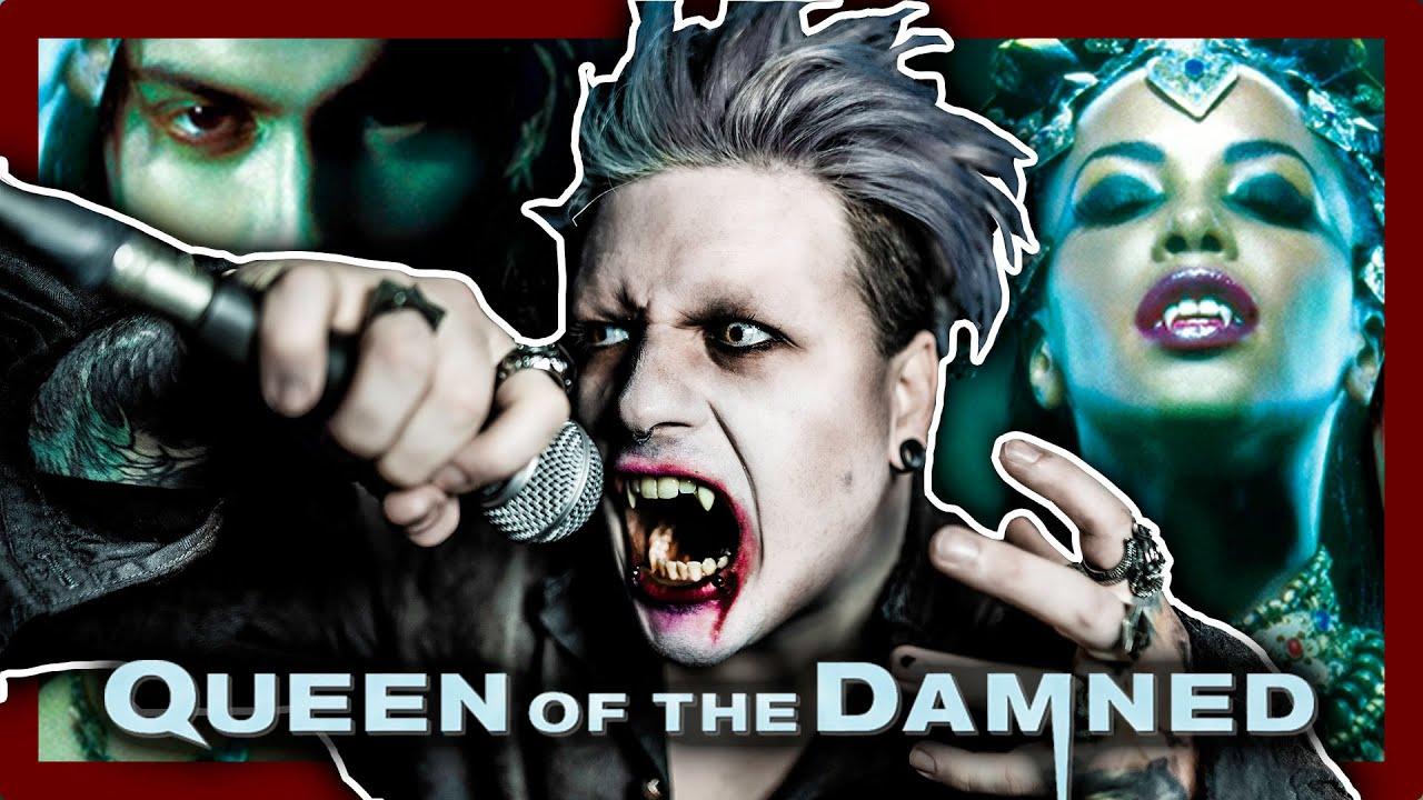 QUEEN OF THE DAMNED - FORSAKEN (COVER)