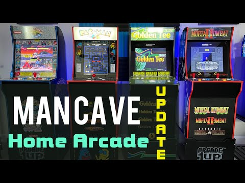 Man Cave   Home Arcade Update   E3 Predictions from Basic Reviews by David