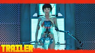 Ghost in the Shell (2017) Primer Tráiler Oficial Español Latino