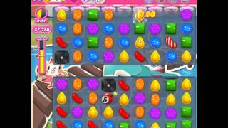 Candy Crush Saga - Level 134