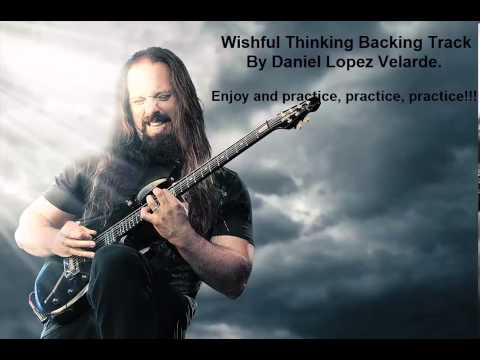Wishful Thinking Backing Track Best Version of Youtube