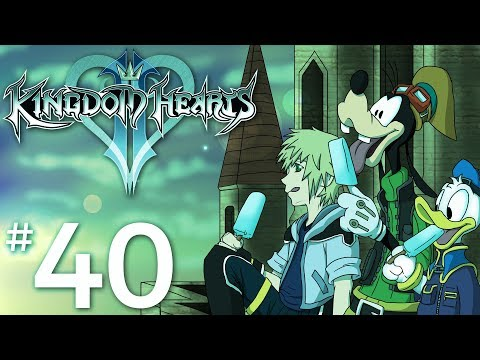 Kingdom Hearts II FM | #40: UNDER THE F'N SEA AGAIN
