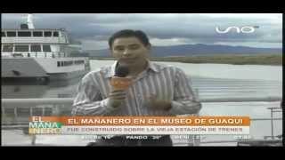 #LAGOTITICACA - MUSEO DE GUAQUI