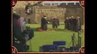 Съемки фильма Гарри Поттер и философский камень