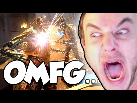 CYBORG ZOMBIES! (Call of Duty Online Cyborg Zombies)