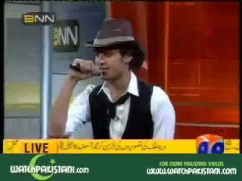 BNN Banana News Network Atif aslam, madari wala bcha :P