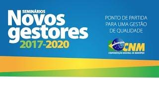 Prefeitos do Pará participam de seminário no DF
