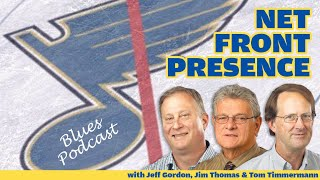 ?Net Front Presence Video Edition: Can the Blues get the Stanley Cup champion band back together?