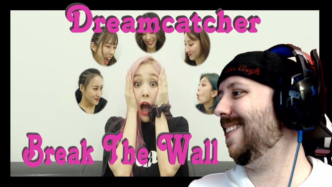 Dreamcatcher(드림캐쳐) - Break The Wall MV Reaction | cause so cute...