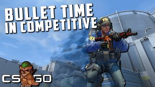 Competitive CS:GO but Twice as Fast