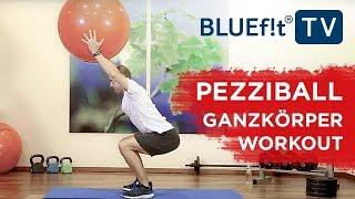 Pezziball Workout | Ganzkörpertraining zur Rückenstärkung