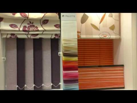 Alamo Blinds Showroom Video Tour