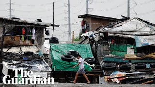 Storm Usman batters Philippines, leaving at least 68 dead