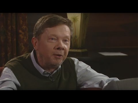 Is eckhart tolle gay