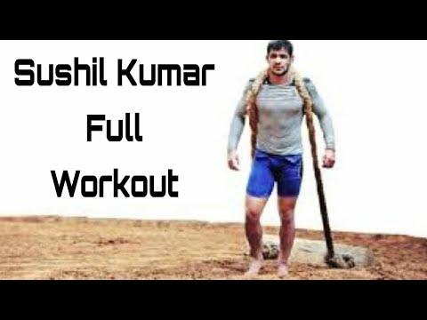Sushil Kumar Full Wrestling Workout  ~  Kushti Ke Deewane