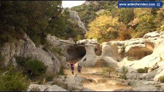 Ardèche - Canyon du Rieusset