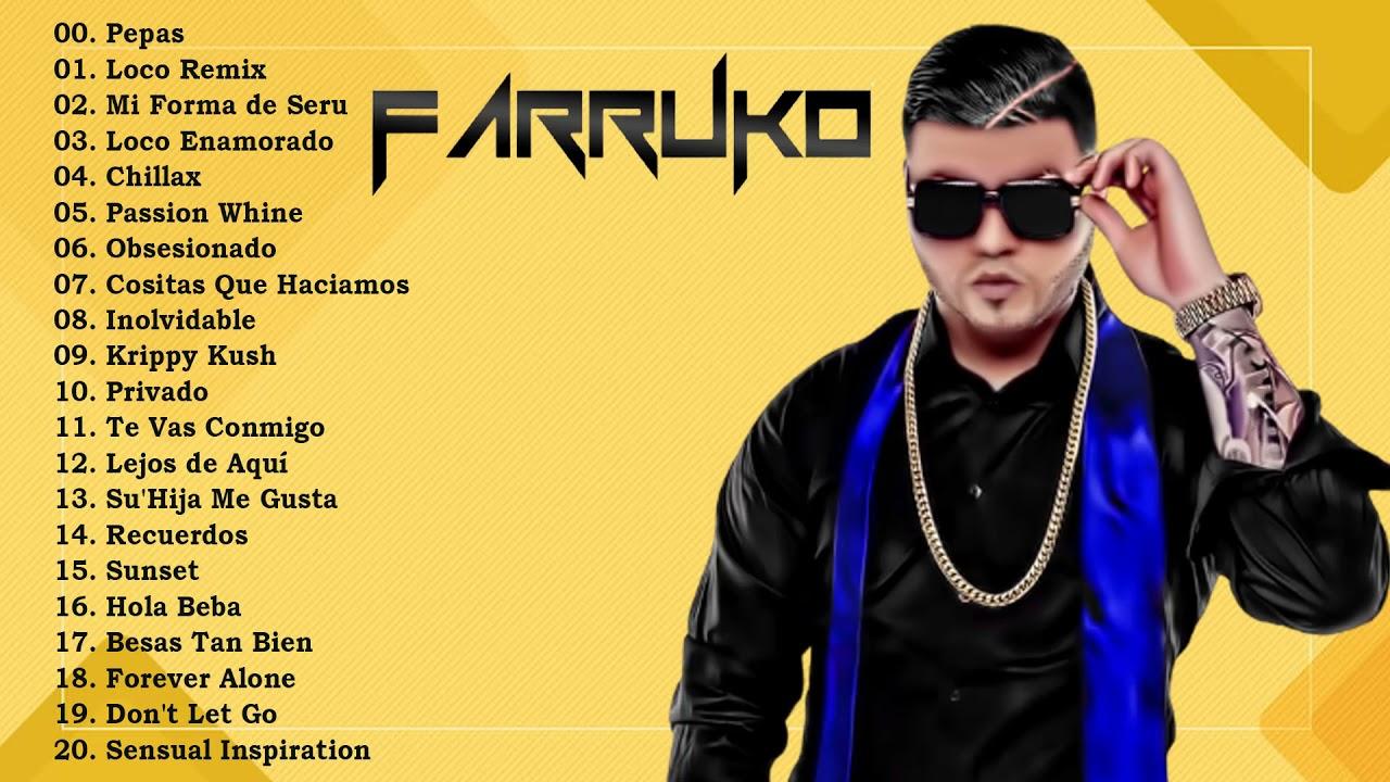 Mix Farruko - Lo Mejor de Farruko - Sus Más Grande Exitos 2021