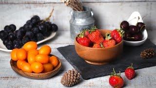 愛買生活妙方:冬季盛產水果(草莓、葡萄、番茄跟櫻桃)的清洗與保存小撇步