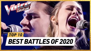 The BIGGEST BATTLES in The Voice 2020 Worldwide
