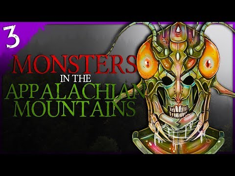 3 BIZARRE Monster Attacks in the Appalachian Mountains   Darkness Prevails