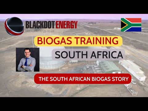 BIOGAS TRAINING - Technology in South Africa