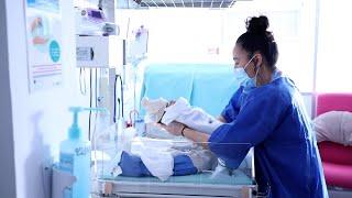 Tenon, une maternité proche de chez vous, qui allie sécurité et soins spécialisés