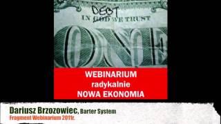 Webinarium Nowa Ekonomia 07 Dariusz Brzozowiec