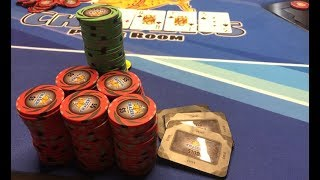 Smashing a 3-OUTER and a PAYDAY! | Chasers Card Room 2/5 NLH