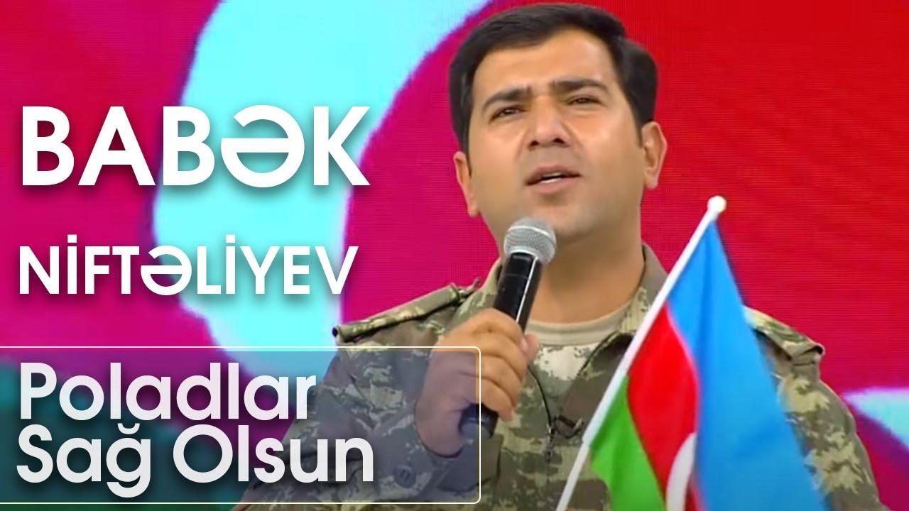 Babək Niftəliyev - Poladlar Sağ Olsun (Şou ATV)