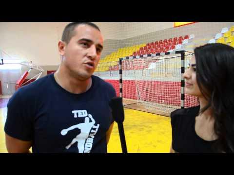 TED Ankara Koleji Antrenörü Ozan Ateş Hentbolhaber.Net'e konuştu
