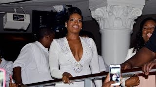 Fantasia & Friends All White Affair Pt. 9 ~ Fantasia 1