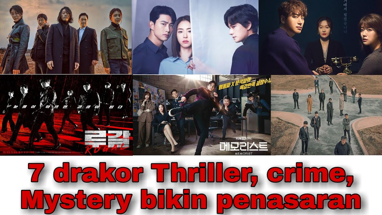 Drama Korea Thriller 2020