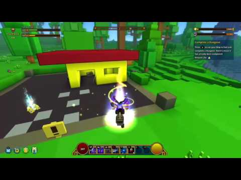 Trove Gameplay Xbox One