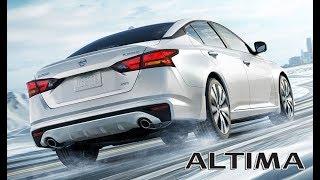 2019 Nissan Altima - Perfect Sedan