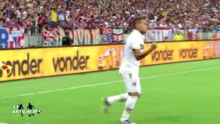[Série B '18] 28ª Rodada   Fortaleza EC 2 X 0 Vila Nova FC   Narr.: Irismar França   TV ARTILHEIR⚽