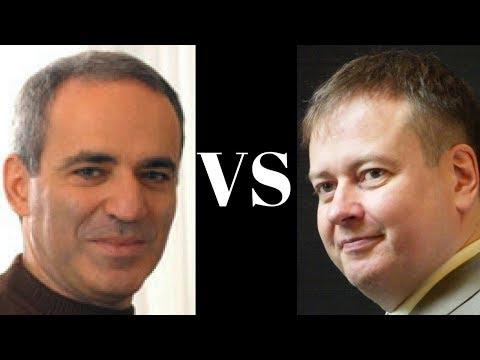 Garry Kasparov vs Johann Hjartarson - Tilburg 1989 - Queen's Gambit Declined (D37) (Chessworld.net)
