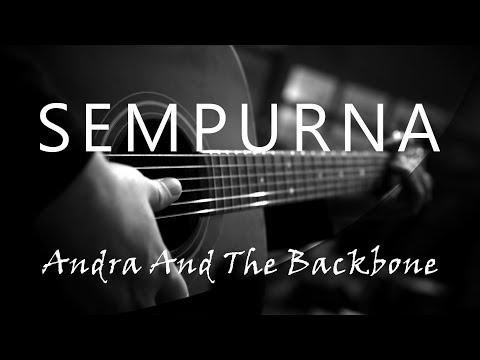 Sempurna - Andra And The Backbone ( Acoustic Karaoke )